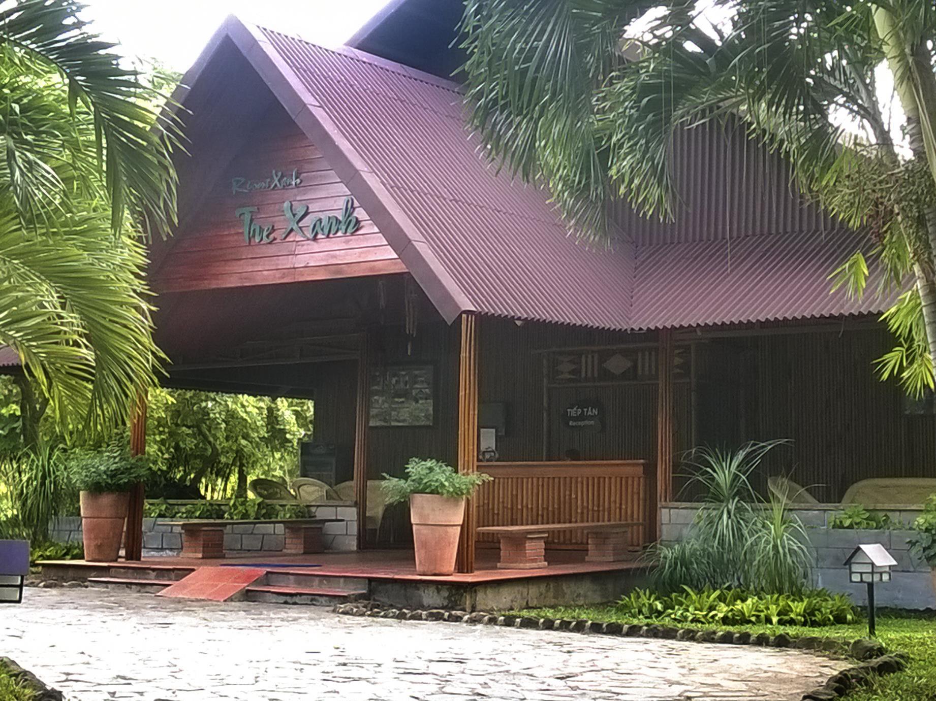 Tre Xanh Hotel   Giang Dien Park