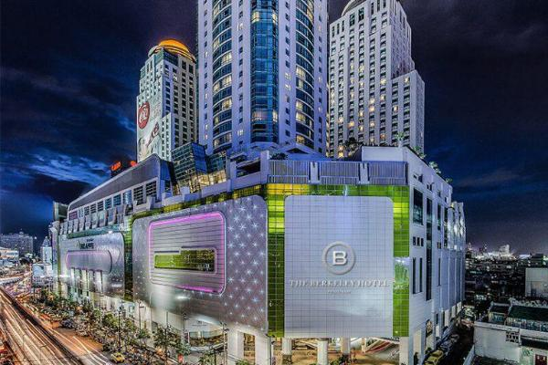 Berkerley Hotel Bangkok Reviews