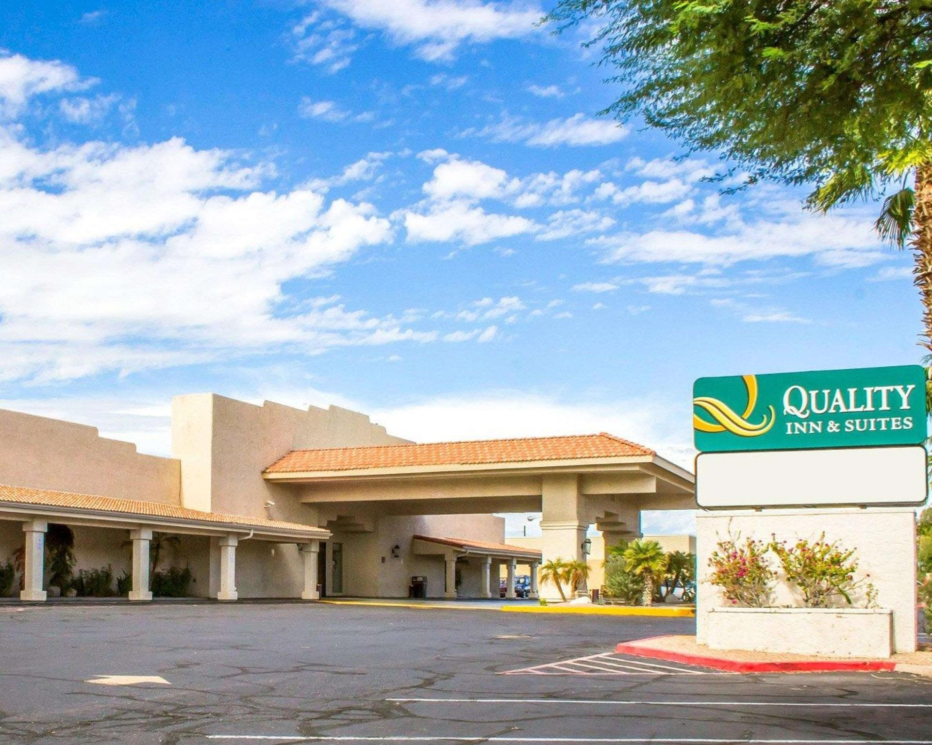 Quality Inn And Suites Lake Havasu City