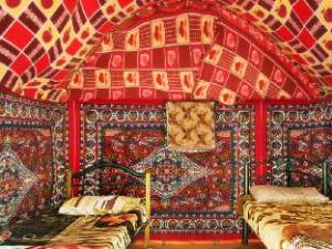 Wadi Rum Caravan Camp