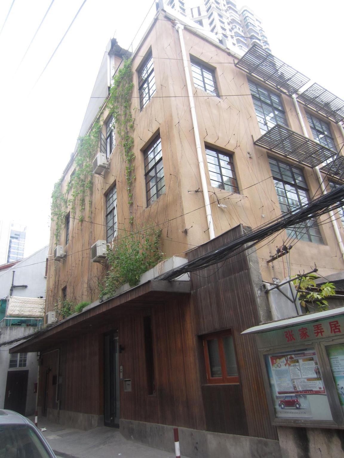 Shanghai Lane Life