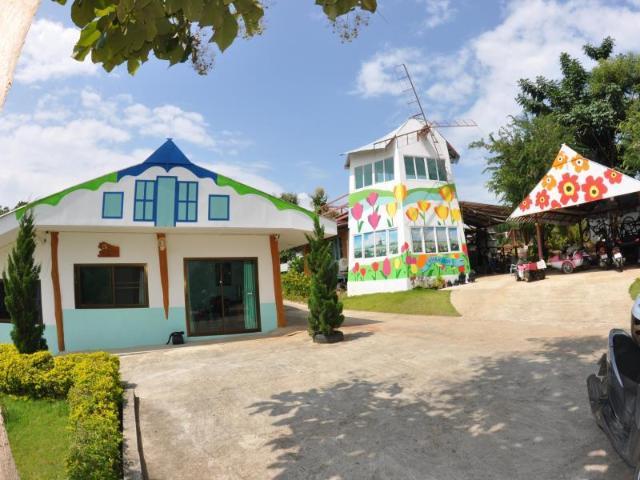ปาย คัลเลอร์ฟูล รีสอร์ท – Pai Lai Si Resort