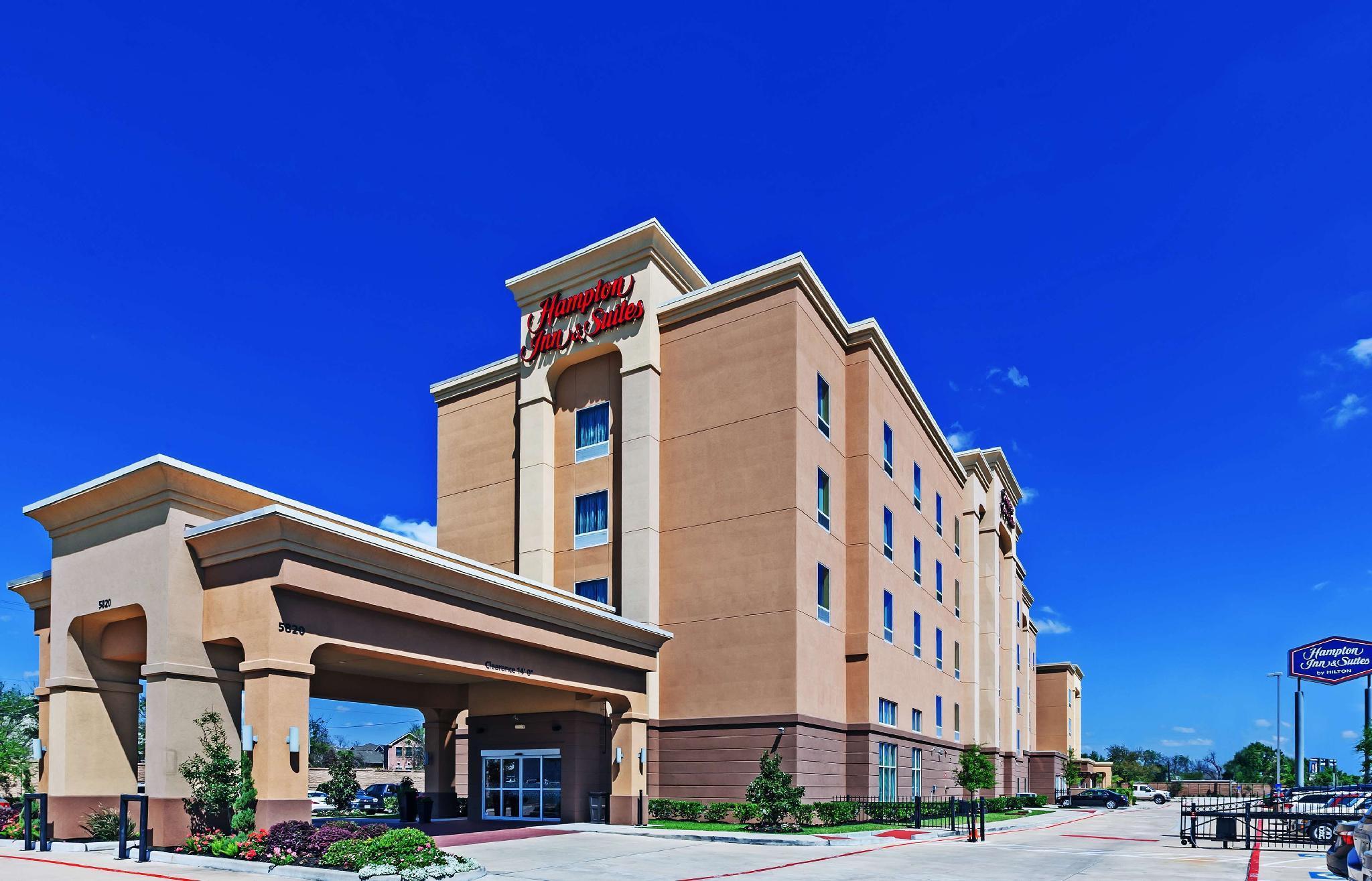 Hampton Inn And Suites Houston 10 Central