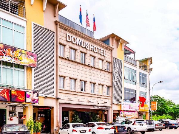 OYO 519 Domus Hotel Johor Bahru