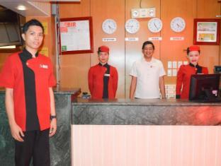 Hotel Sogo Wood Street Pasay Manila - Reception