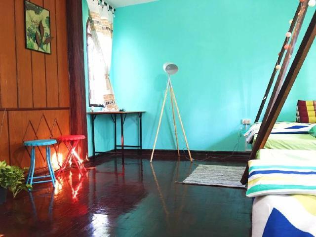 7 ห้องนอน 6 ห้องน้ำส่วนตัว ขนาด 600 ตร.ม. – จตุจักร – Hi,Bangkok Hostel