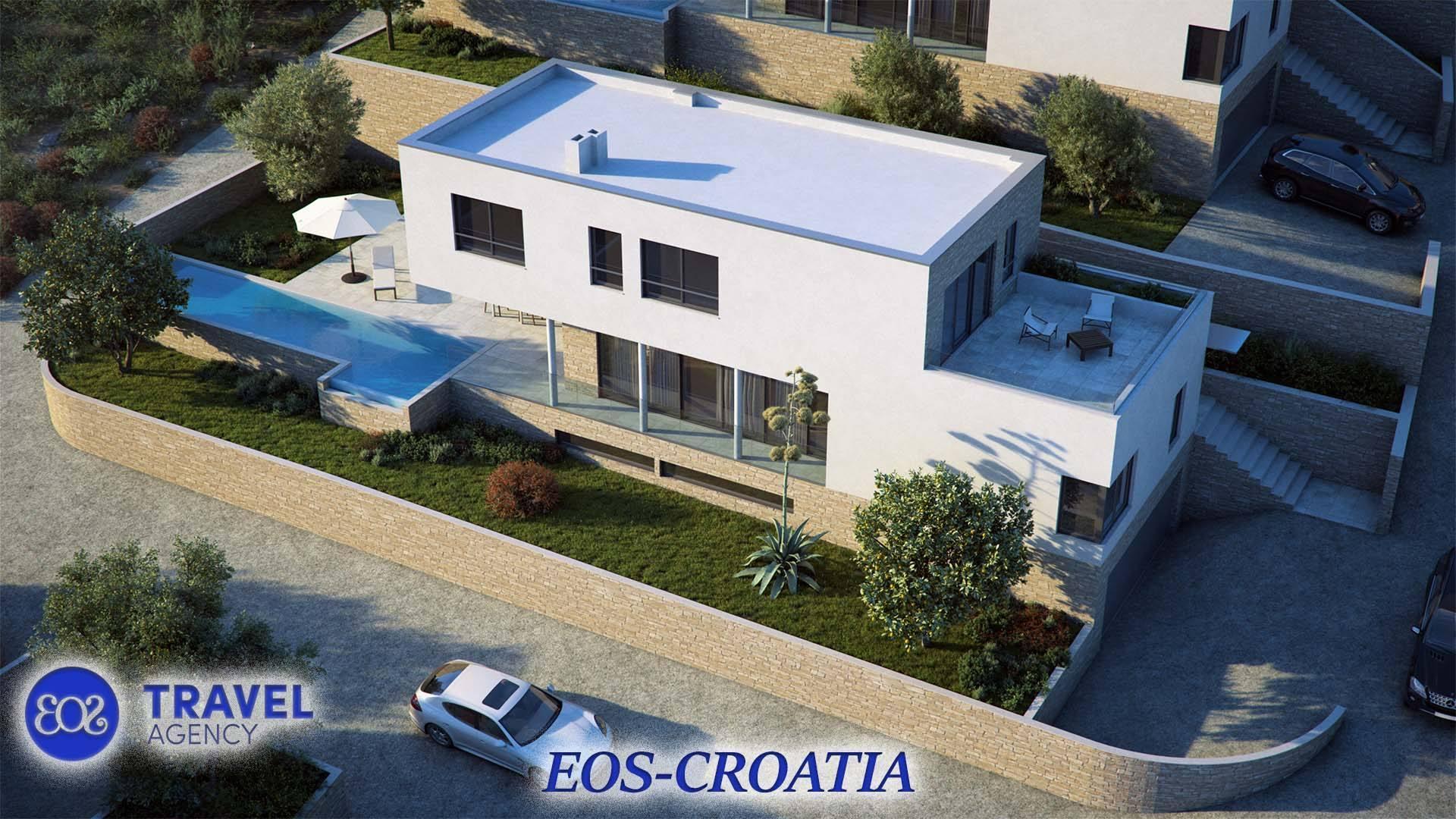 Luxurious VILLA BERRY With Pool Eos Croatia