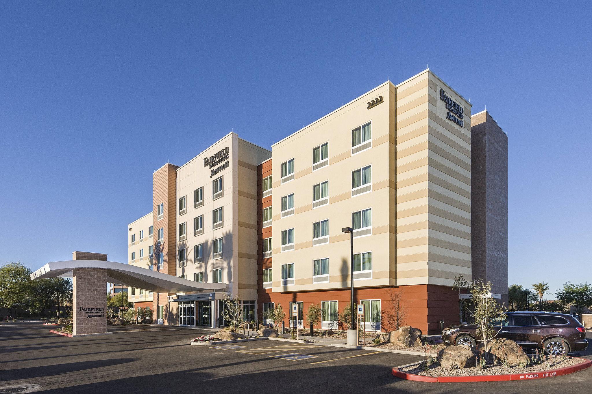 Fairfield Inn And Suites Phoenix Tempe Airport