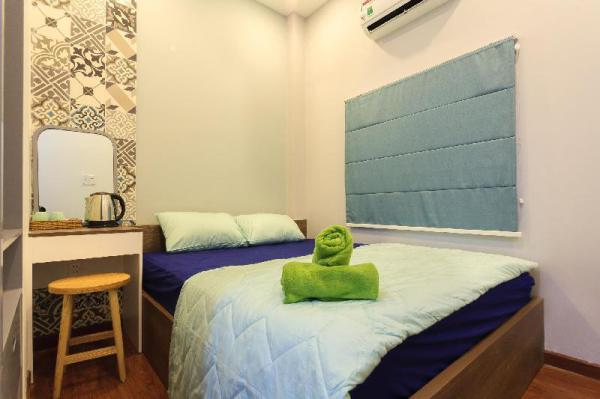 HomePeaceHome-Cozy Place in the heart of SG-101 Ho Chi Minh City