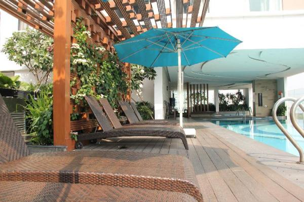Orchard Garden Luxury Aiport Ho Chi Minh City