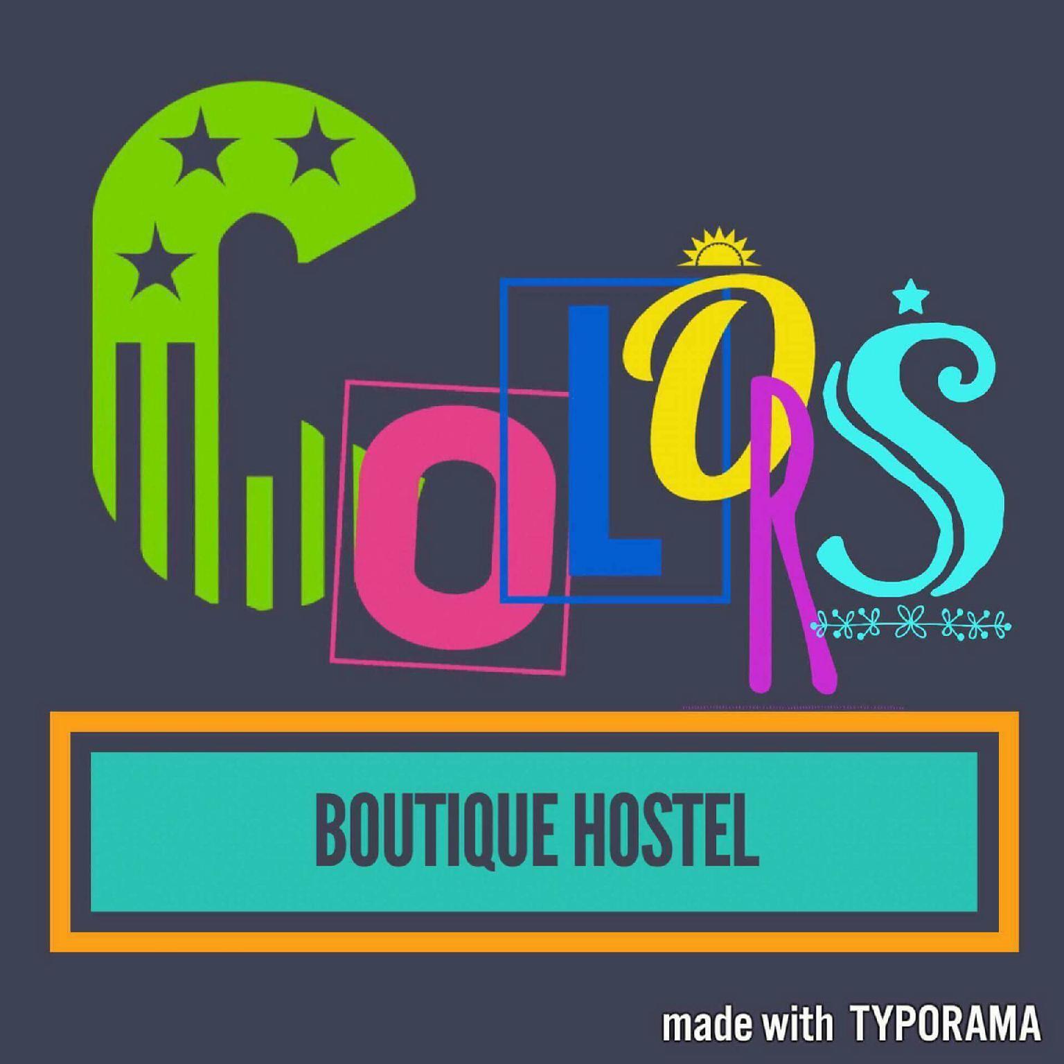 Colors Boutique Hostel
