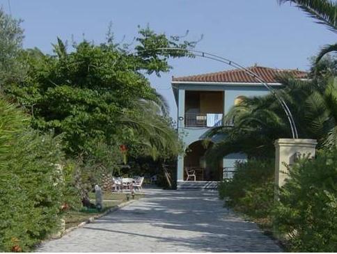 Dionysia's Apartments
