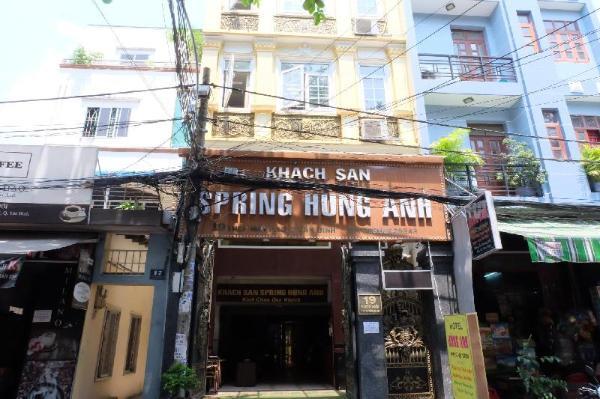 Spring Hung Anh Hotel Ho Chi Minh City