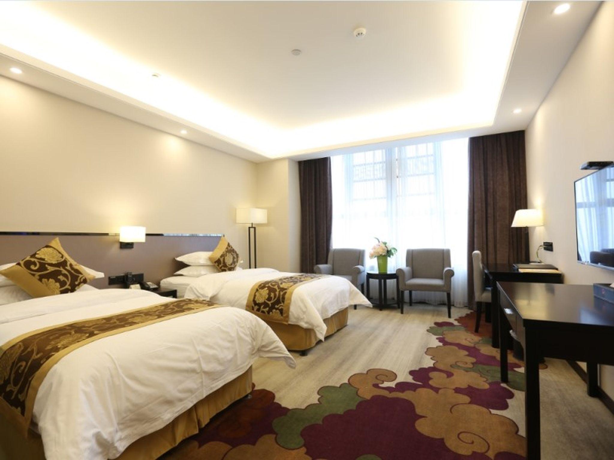 Price GreenTree Eastern Tongcheng Economic Development District Tianhong Hotel