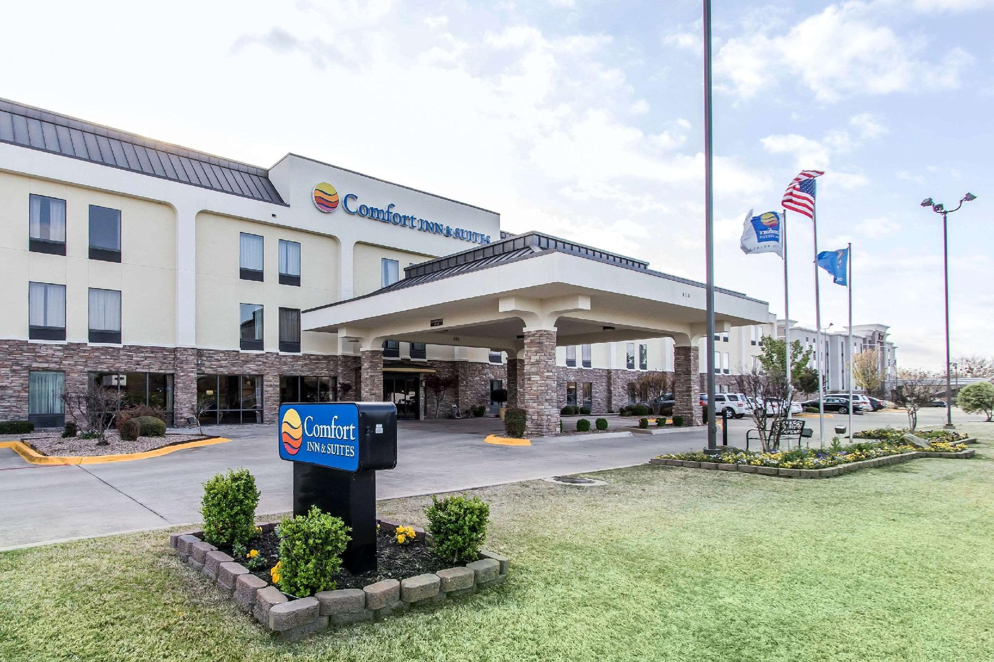 Comfort Inn And Suites Ardmore
