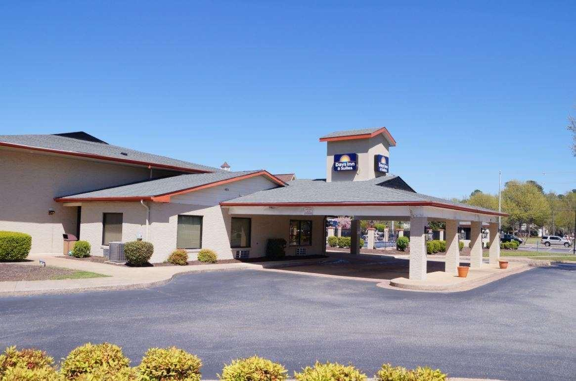 Days Inn And Suites By Wyndham Williamsburg Colonial