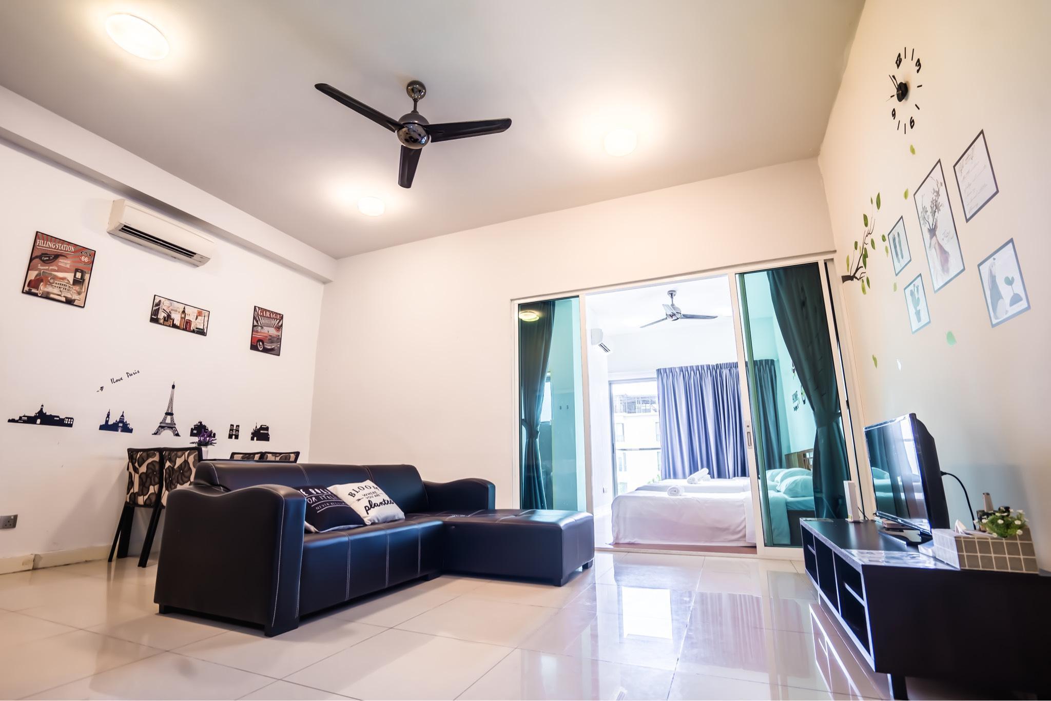 MyHome Residence Suite @ IMAGO Mall Loft KK