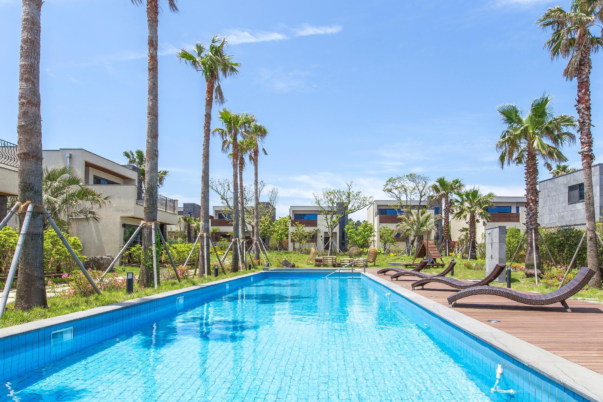 Leeum Island Spa & Pool villa Reviews