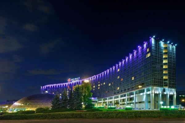 Azimut Moscow Olympic Hotel Moscow