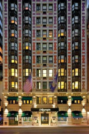 Algonquin Hotel New York