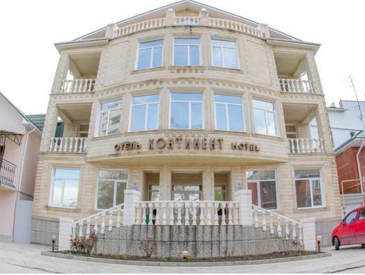 Kontinent Hotel