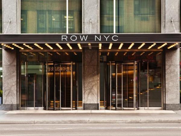Row NYC Hotel New York