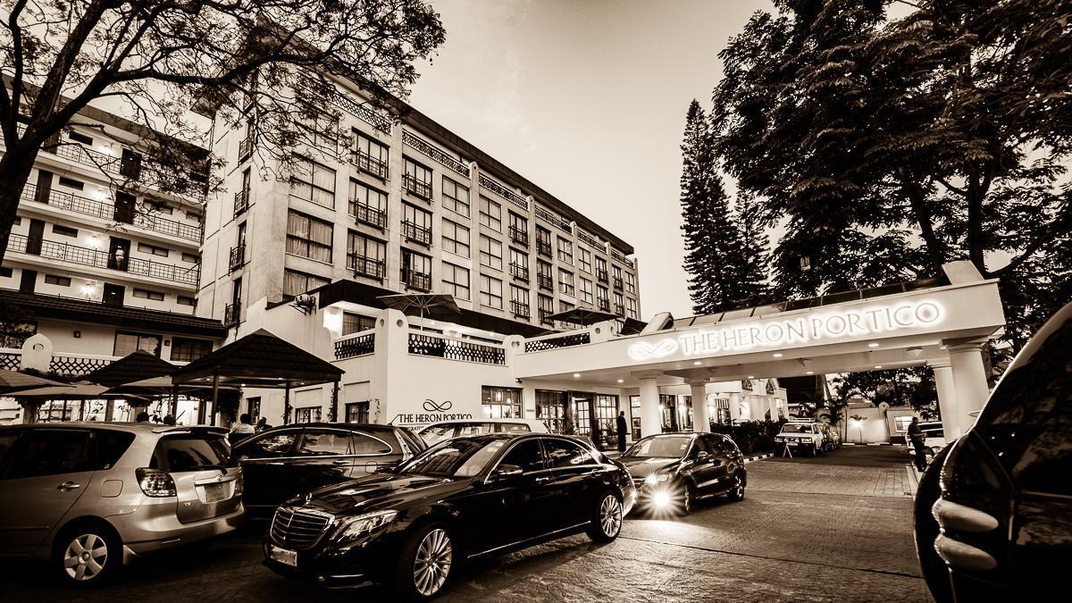 The Heron Portico Hotel