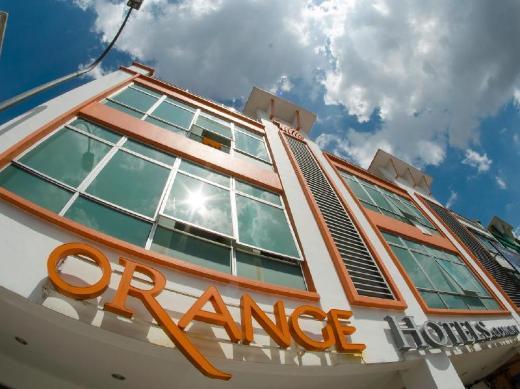 Orange Hotel Nusajaya
