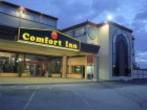 Comfort Inn Vancouver Airport