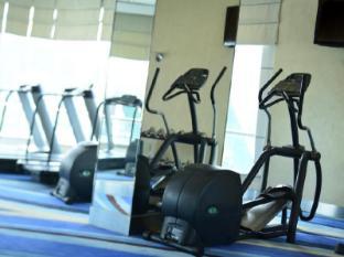 Metropark Hotel Causeway Bay Hong-Kong - Salle de fitness