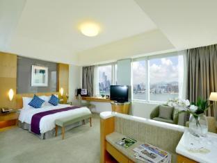 Metropark Hotel Causeway Bay Χονγκ Κονγκ - Δωμάτιο