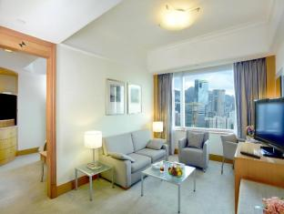 Metropark Hotel Causeway Bay Hong Kong - Executive Suite - Living Room