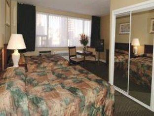 Comfort Hotel Downtown Toronto Toronto (ON) - Guest Room