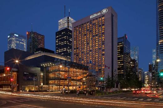 Hilton Toronto Hotel