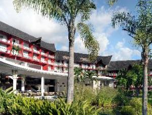 大溪地艾美酒店 (Le Meridien Tahiti)