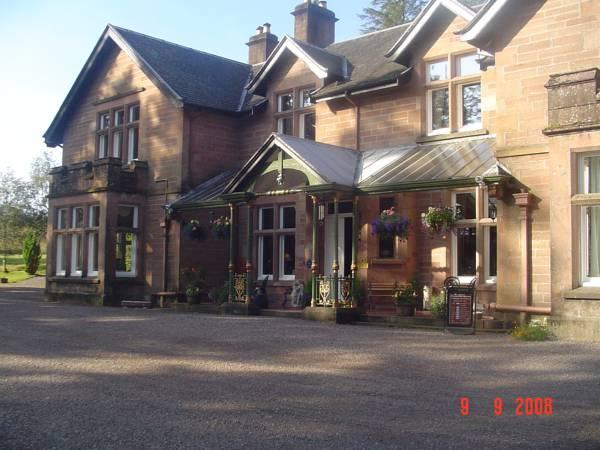 Ledgowan Lodge Hotel Achnasheen