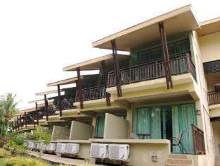 Beringgis Beach Resort & Spa Kota Kinabalu - A szálloda kívülről