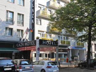 โรงแรมเบอร์ลิน พลาซ่า อัม คัวร์เฟือร์สเท็นดัม เบอร์ลิน - ภายนอกโรงแรม