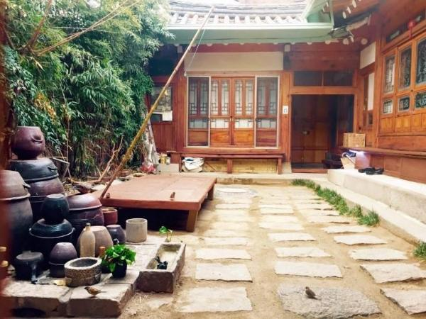 Gongsimga Hanok Guesthouse Seoul