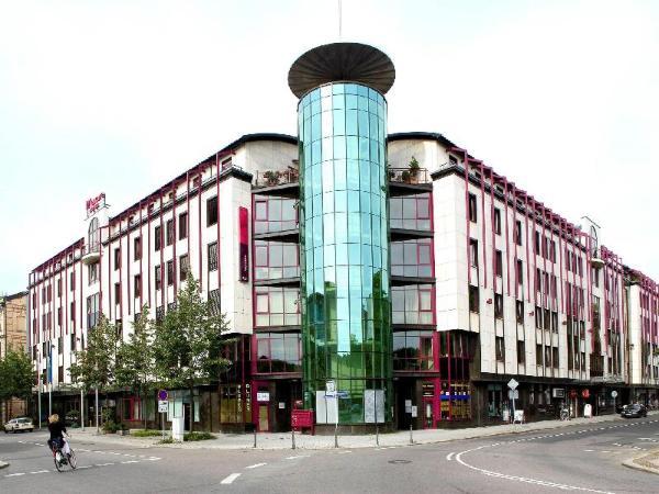 Mercure Hotel Leipzig am Johannisplatz Leipzig