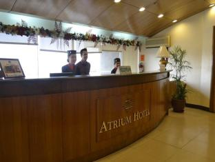 Atrium Hotel Manila - Reception