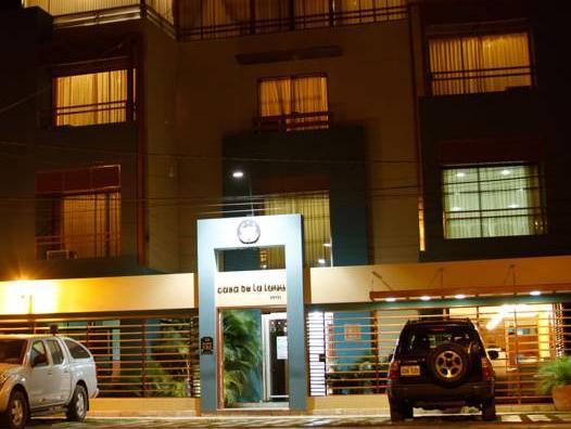Hotel Casa De La Luna