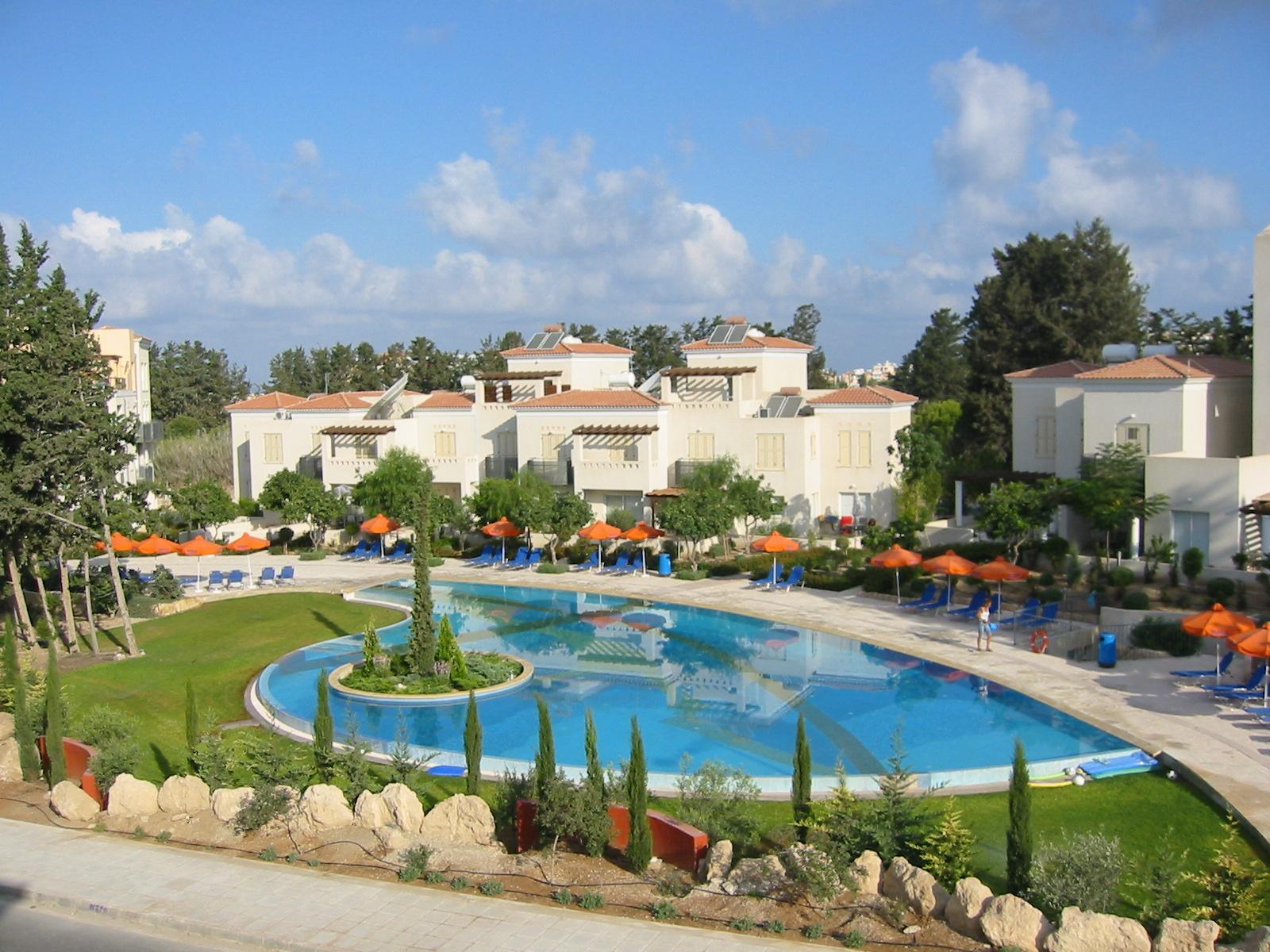 Two Bedroom Poolside Villa Hesperides Gardens