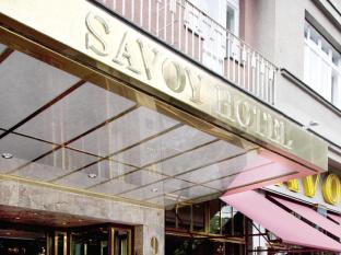 Savoy Berlin Hotel Berlín - Exteriér hotelu
