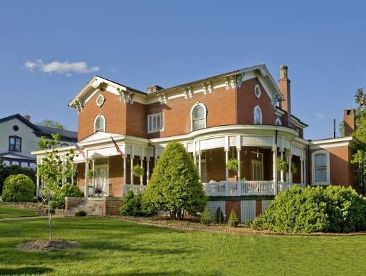 The Carriage House Inn BandB