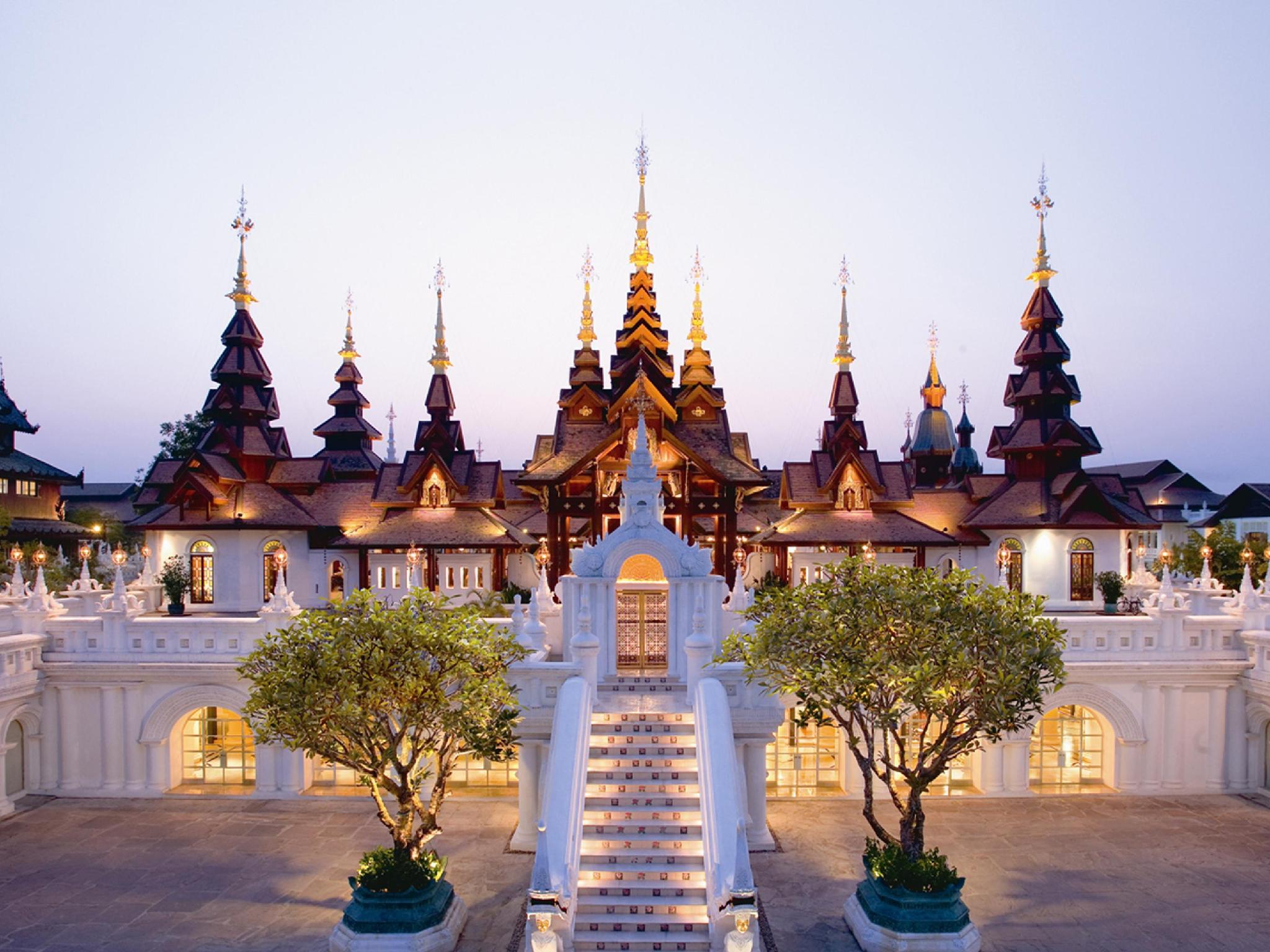 Hotel Murah di Tha Sala Chiang Mai - The Dhara Dhevi Hotel Chiang Mai