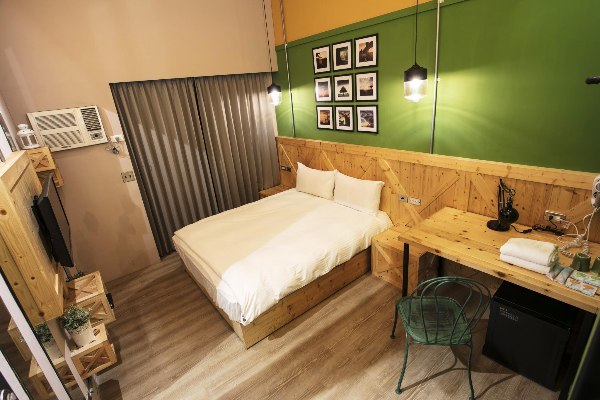 Taichung Loft Hostel Fengjia   RICHMOND