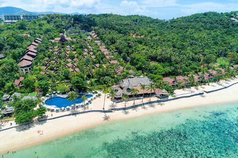 Nora Beach Resort Hotel Chaweng