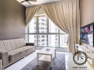 Kuala Lumpur Infinity Pool at Regalia Residence