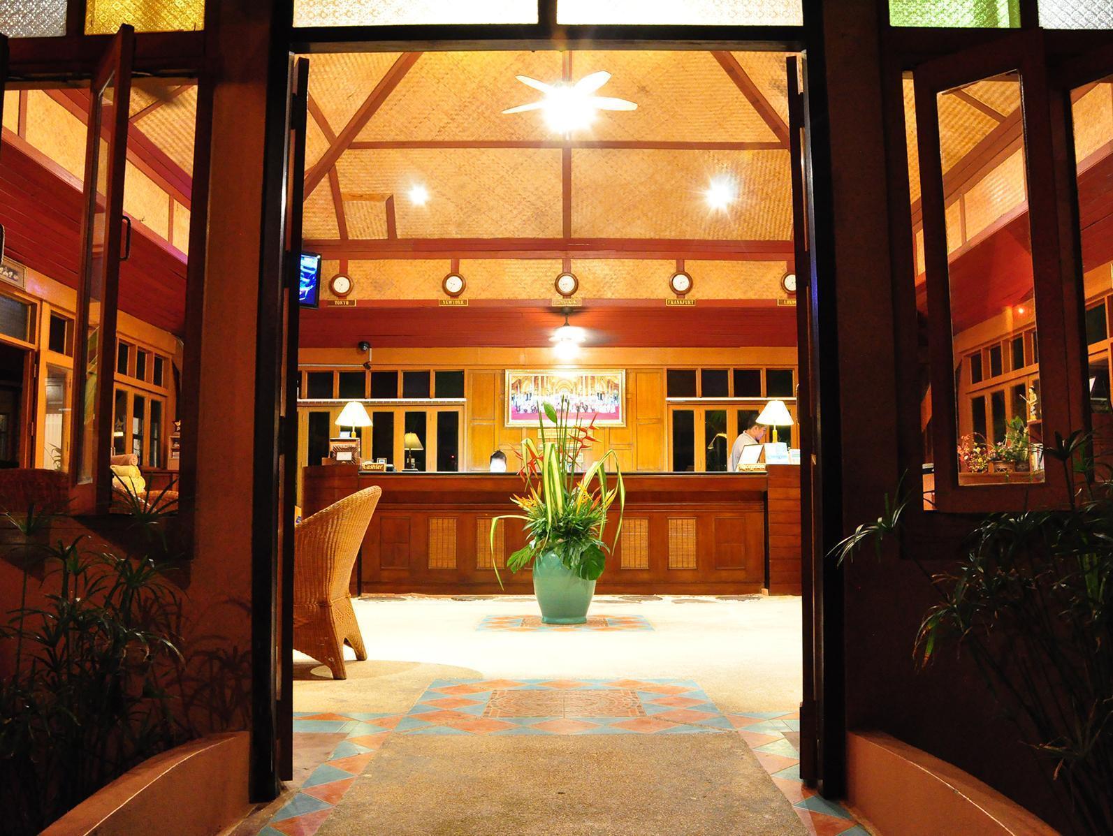 P. P. Erawan Palms Resort พีพี เอราวัณ ปาล์มส รีสอร์ท
